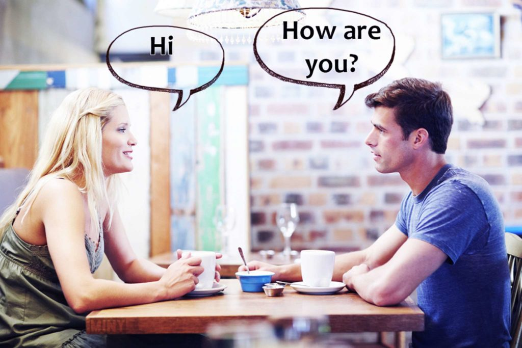 Разговор с носителем картинка