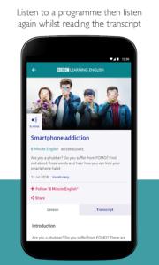 BBC Learning English приложение фото