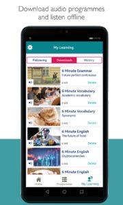 BBC Learning English обзор приложения картинка