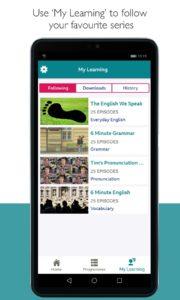 BBC Learning English обзор приложения фото