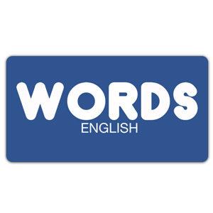 Обзор приложения Words для изучения слов картинка