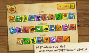 Carton Tongue Twister фото