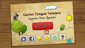 Приложение Carton Tongue Twister фото