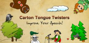 Обзор приложения Carton Tongue Twister картинка